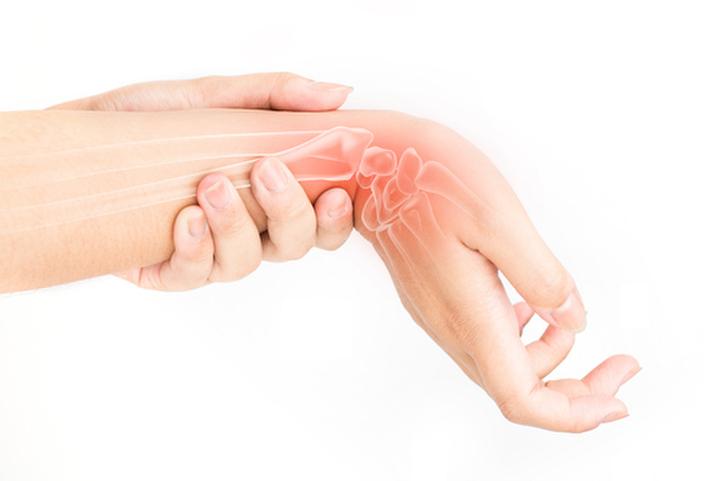 出産後の腱鞘炎